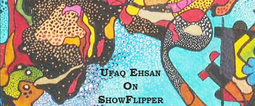 The contemporary art of Ufaq Ehsan