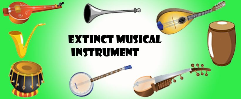 Musical instruments which we missed