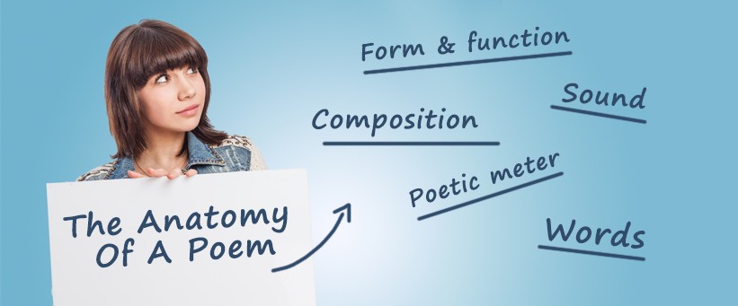 Keep the posture of your poetry effective!